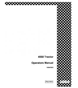 Best case ih 4568 tractor operators manual download