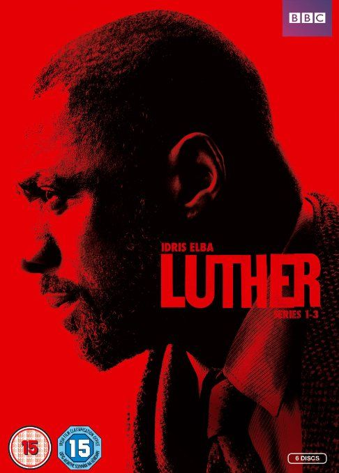 Luther - Series 1-3 [6 DVD Boxset] [UK Import]