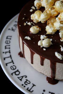 Kakkuviikarin vispailuja!: Dumle-juustokakku