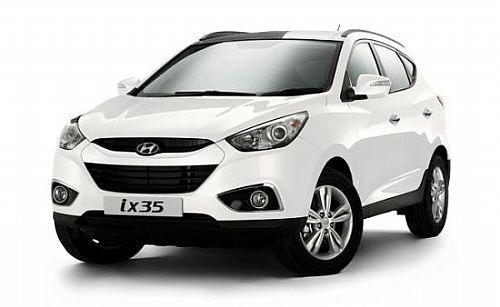 Hyundai IX35 Crossover Review