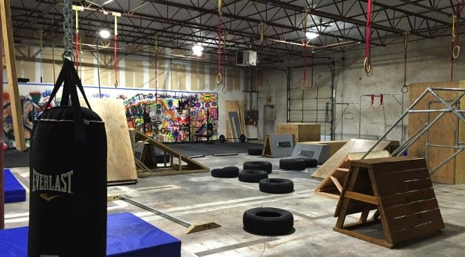 The Only Parkour Gym In Dallas Deepfriedfit