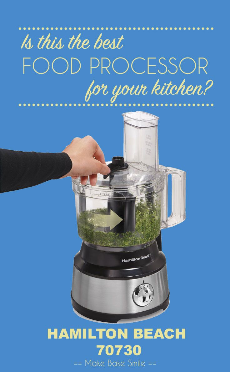 We get up close and personal with the Hamilton Beach 70730 Bowl Scraper to see if it's the best food processor for your kitchen