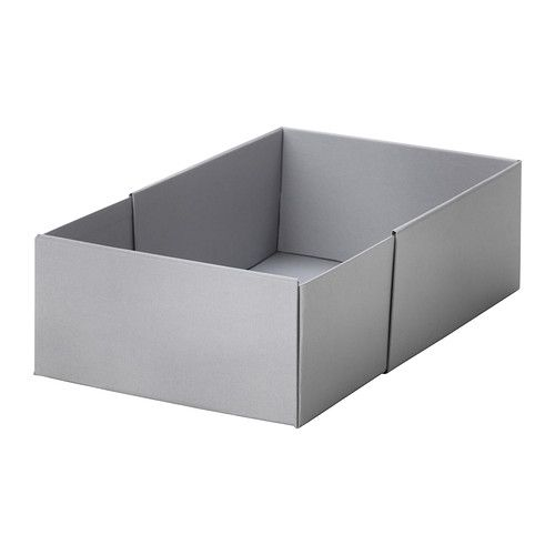 HYFS Extendable box, grey