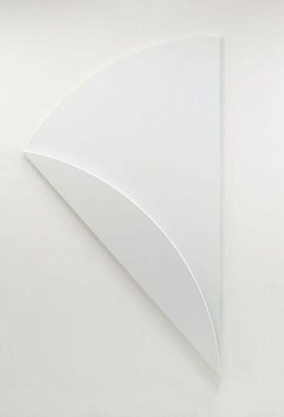 White Relief over White | Ellsworth Kelly