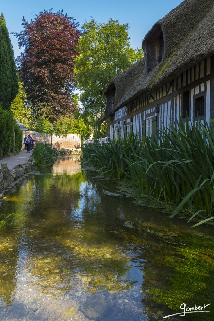 Veules-les-Roses, France