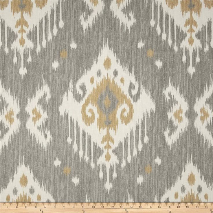 Magnolia Home Fashions Dakota Grey for indoor curtains