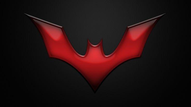 Batman Beyond Logo Desktop Background