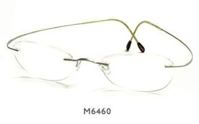 Silouette Glasses Frames - - discontinued M6460