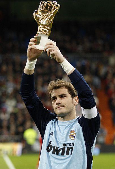Iker Casillas Photos: Real Madrid v Sevilla - La Liga