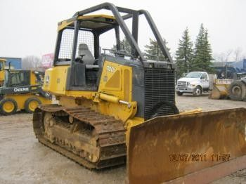 Used 2006 #Deere 700j LT #Dozer in Springfield @ Heavy-MachineryTrader.Com