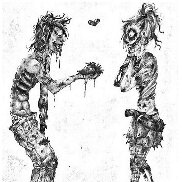 Zombie love                                                                                                                                                                                 More