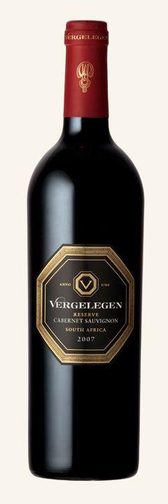 2007 Vergelegen Cabernet Sauvignon scores 92 on winewizard.co.za See more here http://winewizard.co.za/wine/cabernet-sauvignon/red/vergelegen-estate-cabernet-sauvignon-reserve/