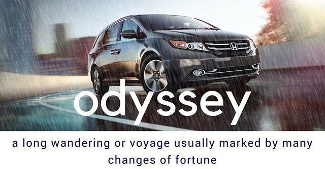 The 2018 Honda Odyssey is redefining the family minivan. Schedule a #testdrive of the incredible Odyssey and let the journey begin.…