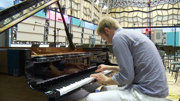 Jules Massenet - Meditation from Thais (piano transcription)
