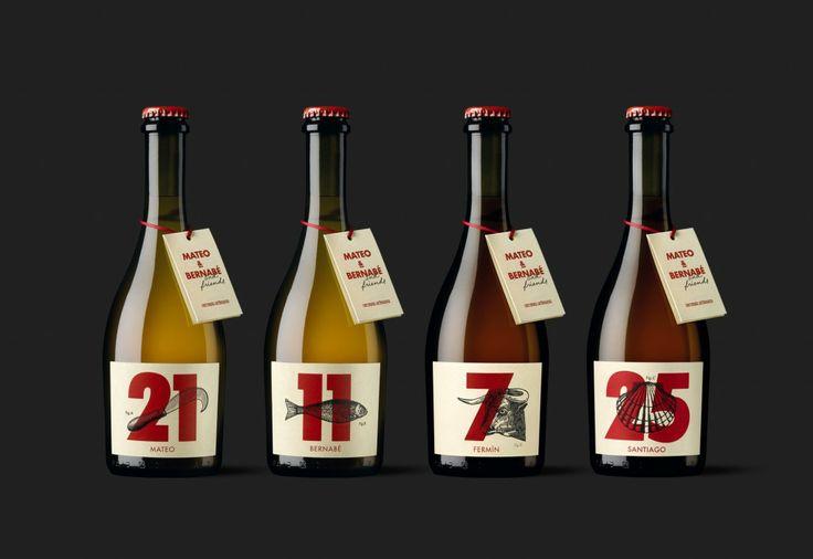 10 coolest craft beer brands - Mateo & Bernabé and Friendshttp://yokedesign.com.au/blog/10-coolest-craft-beer-brands/
