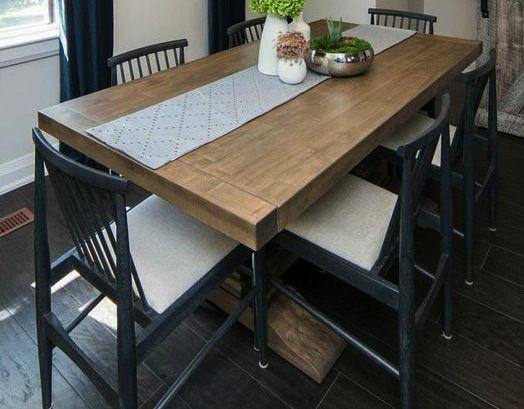Woodcraft, Custom Dining Table