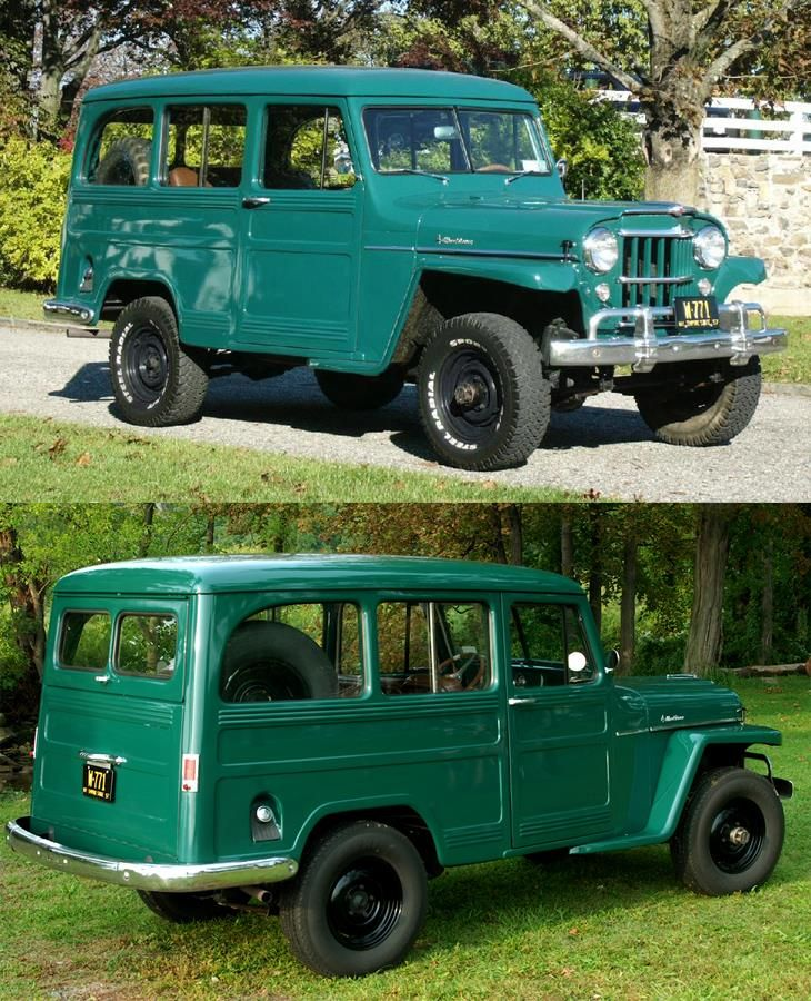 47 Best Willys Wagon Images On Pinterest