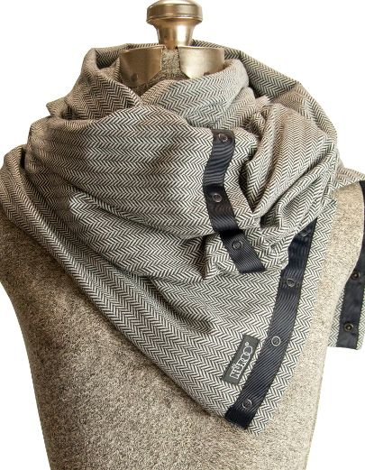 The NüRoo Nursing Scarf