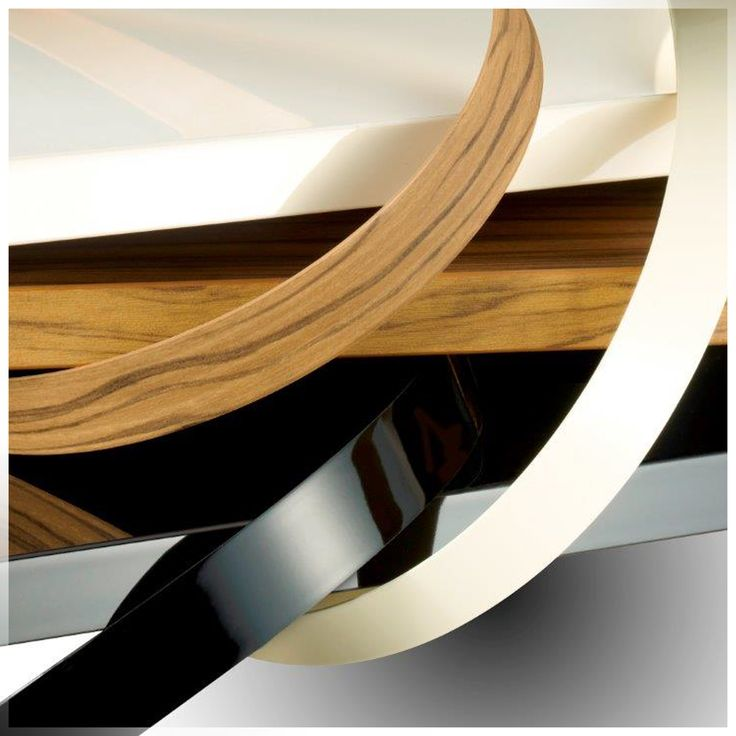 All Niemann and Frati panels are supplied with custom made edge banding, made in Germany by Doellken.