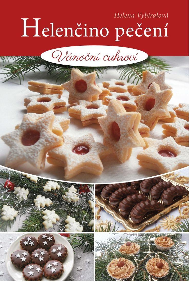 Kniha Helenčino pečení / Vánoční cukroví Ochutnejte štědrovečerní medové…