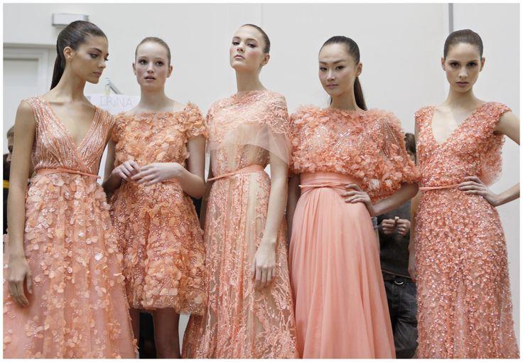 precious... Elie Saab  Haute Couture Spring Summer 2012