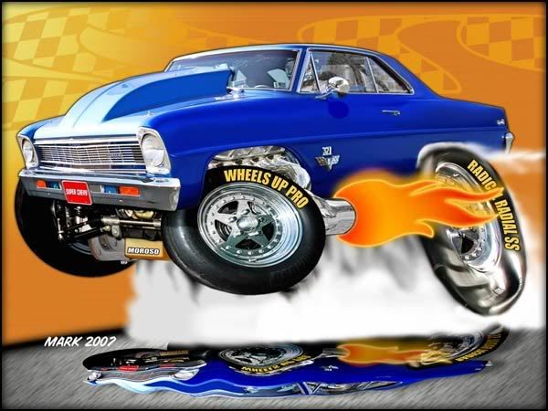 Cool Cartoon Cars | Re: Cool cartoon of my car...