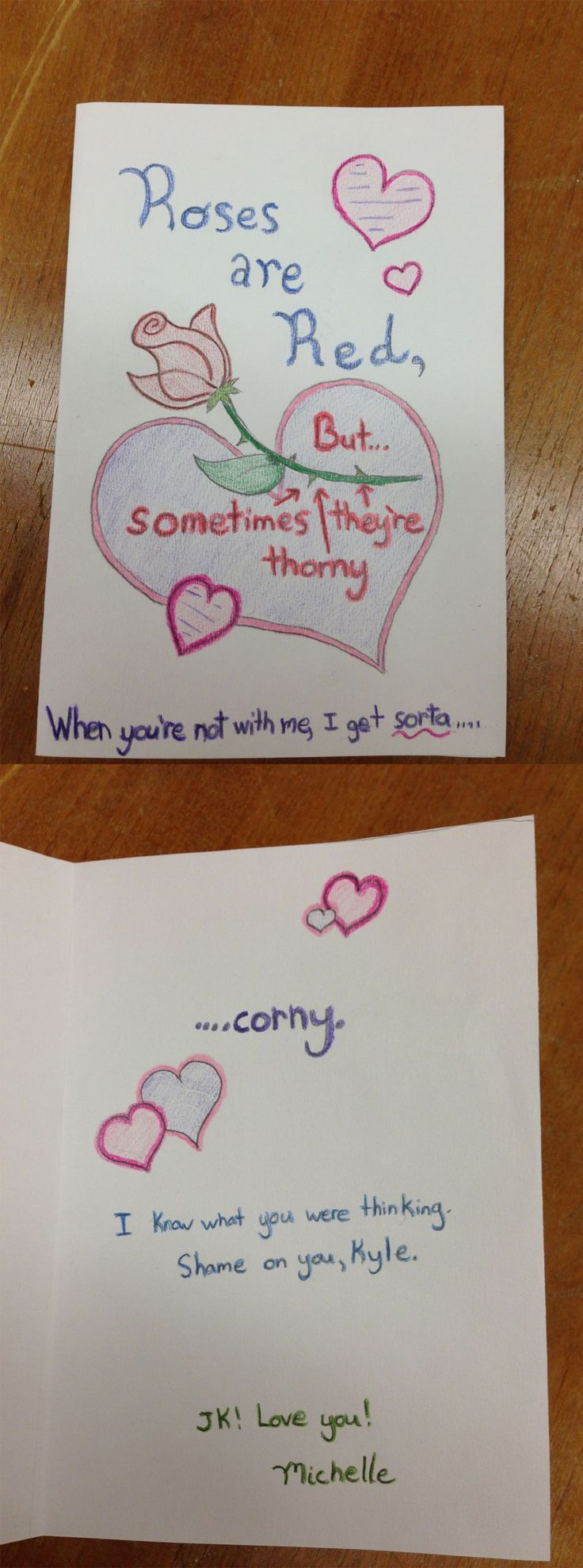best valentine card ever