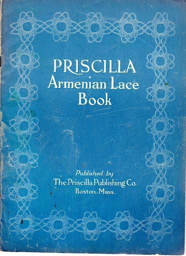 Priscilla Armenian Lace Book 1923 (note:  use magnifying glass on page to read, not your computer magnification) will not open with left click, must right click, then choose open  http://picasaweb.google.com/110854178332240742729/PriscillaArmenianLaceBook1923?gsessionid=vlnyyVyQpaoaoVeSr0ulMA#
