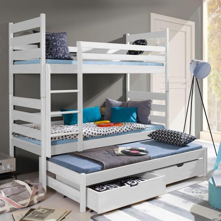 les 25 meilleures id es de la cat gorie lit superpos sur pinterest lits superposes d 39 enfants. Black Bedroom Furniture Sets. Home Design Ideas