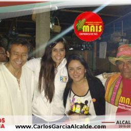 Carlos Garcia Alcalde Cota Amigos del Mais 7