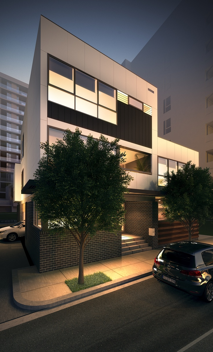 85 Geographe Street, Victoria Harbour.  Luxury 3 level, 3 bedroom freehold home.