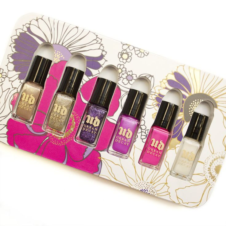 Urban Decay Roller Nail Polish Kit