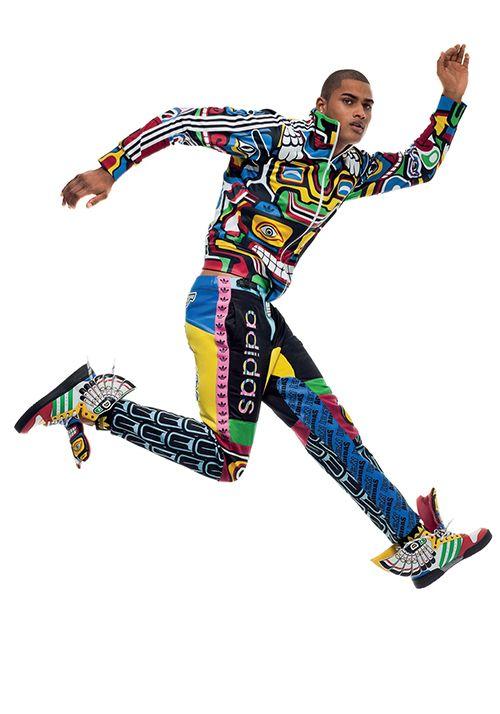 アディダス オリジナルス×ジェレミー・スコット 2013年春夏コレクション第1弾 - スニーカーはピンクプードル | ファッションプレス