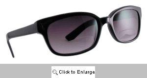 Jack's Wayfarer Reading Sunglasses - 461R Black