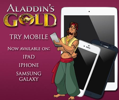 aladdins gold no deposit codes