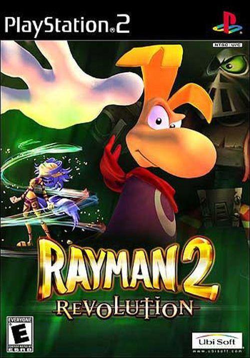 Rayman 2: Revolution (Sony PlayStation 2, 2001) Complete