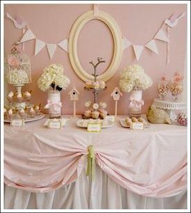More baby shower decor