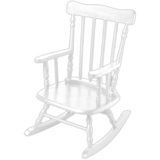 rocking chair white rocking chairs room chairs classic style furniture ...