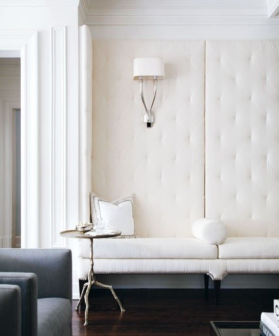 25+ Best Ideas About Upholstered Walls On Pinterest