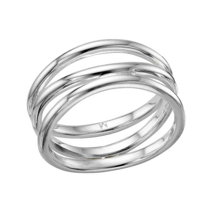 Essentials Infinite Triple Fix Ring, Links of London Jewellery