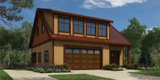 Garage apartment plans single story woodworking projects for Double garage apartment plans