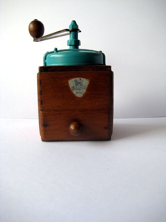 Antique coffee grinder Peugeot Freres mill from by OuiInFrance, $74.00