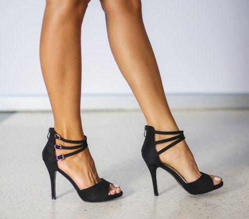 Sandale Belus Negre
