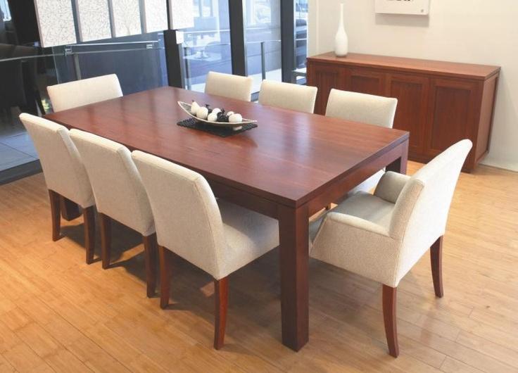 Timber Furniture :: Macquarie timber range - Urban Rhythm - sofas, chairs, & solid timber furniture