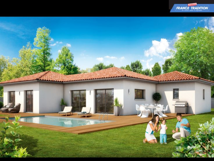 Constructeur maisons france tradition saint gaudens 31 for Constructeur maison saintes