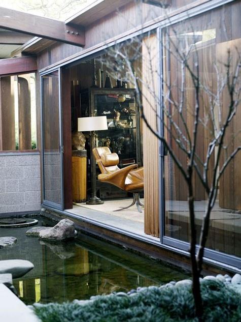 8 best indoor ponds images on pinterest indoor pond koi for Indoor koi pool