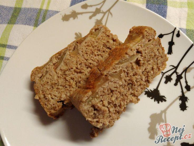 Sladký chlebíček je dokonalá náhrada za klasické pečivo z bílé mouky. Jako základ vám postačí banán, jablka, oříšky a bílou mouku nahradíme rozmixovanými ovesnými vločkami. Jednoduchý chlebíček, který vám bude určitě chutnat. Pokud máte raději sladké, přidejte více medu a skořice provoní váš celý dům při pečení. Zdravé a chutné :) Autor: Luckazubata