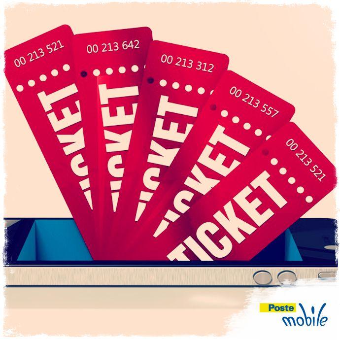 Appassionati di concerti ed eventi live? Samsung presto permetterà l'acquisto di biglietti attraverso lo smartphone, grazie alla tecnologia NFC!  #NFC