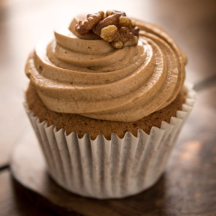 Cupcakes for Grown-ups - coffee walnut - tropical lime coconut - black ...