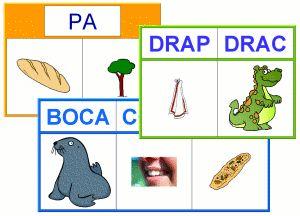 zonaClic - activitats - Consciència fonològica